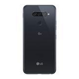 LG Q70 - Back