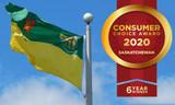 2020 Consumer Choice Award Winner - Best Cellular Retailer - 6 years running!
