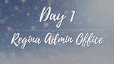 Day 1 of The Wireless Age's Ten Days of Sharing! - Regina Administration Office
