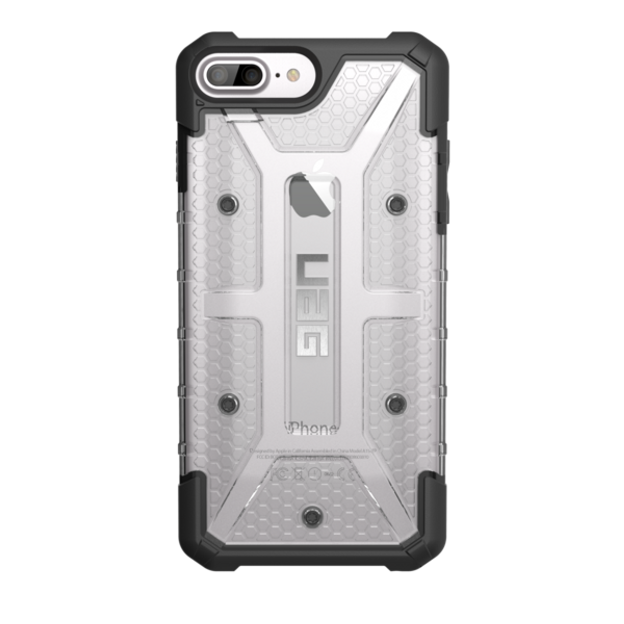 huge selection of b570a e7ded UAG Plasma iPhone 7 Plus Case - Ice