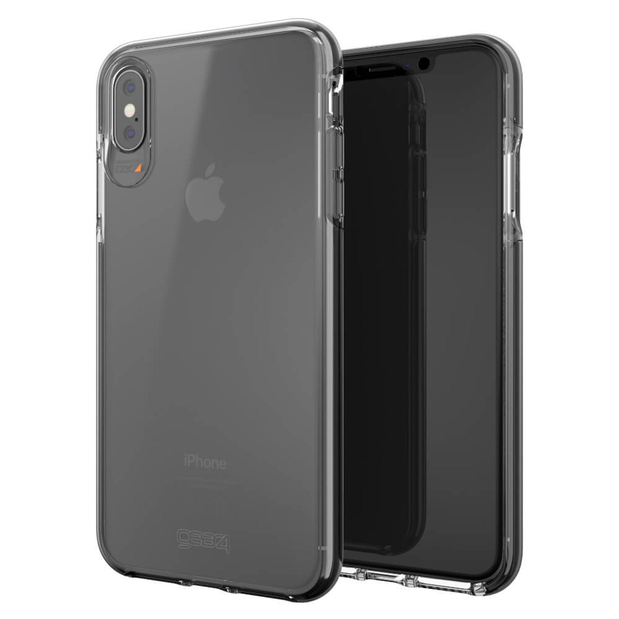 watch f7d3e c5c33 iPhone Xs Max Gear4 D3O Black Piccadilly Case