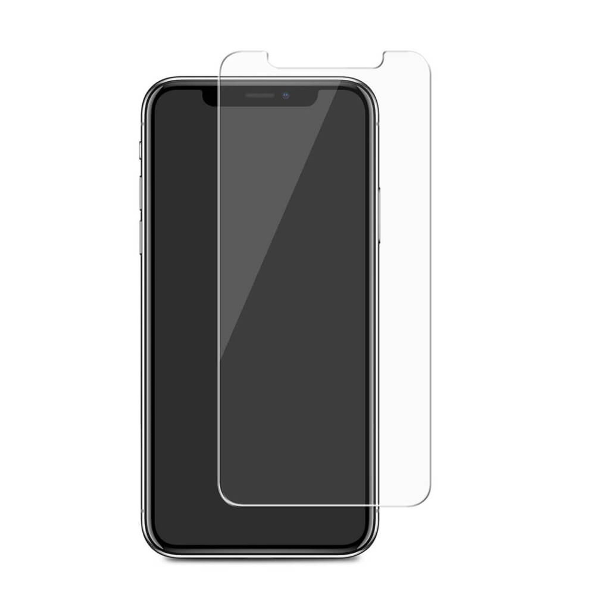 low priced 0e227 30615 Blu Element Tempered Glass Screen Protector - iPhone Xs Max