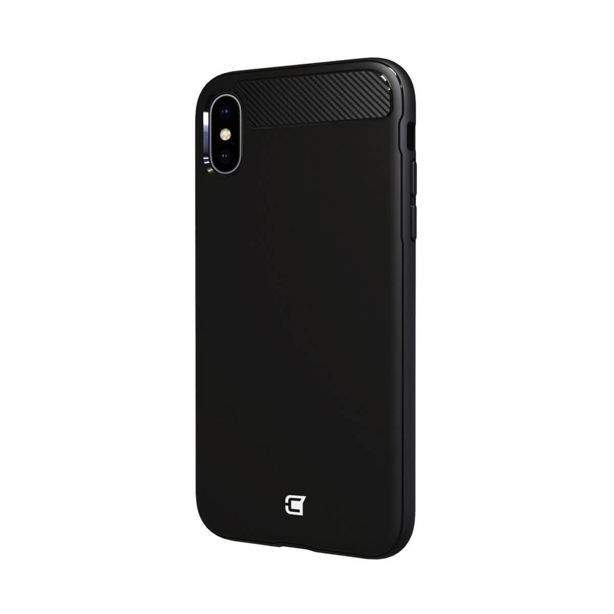 lowest price bdaae 7b024 Caseco iPhone XS Max Skin Shield Case - Black