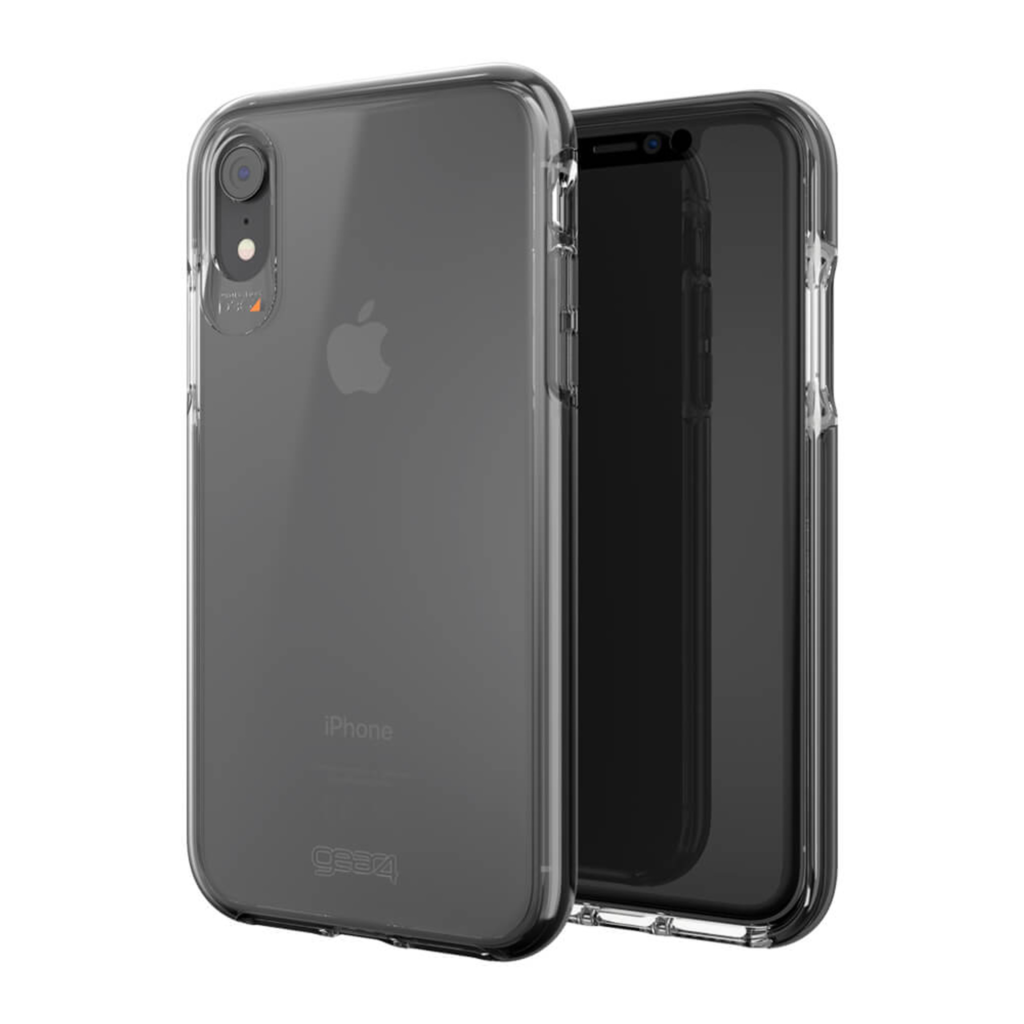 best service e1548 08258 iPhone XR Gear4 D3O Black Piccadilly Case