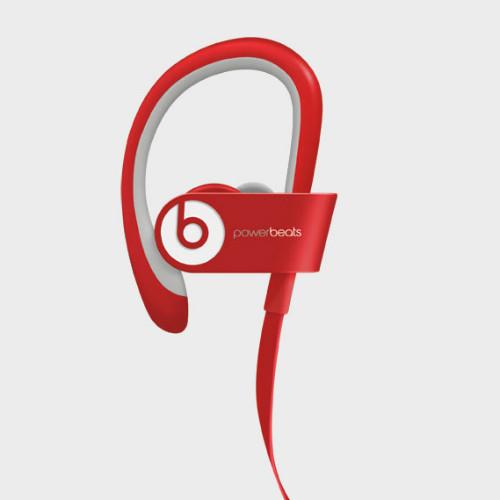 Beats PowerBeats2 Red   Right