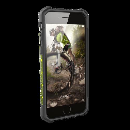 UAG Plasma iPhone 7 Case - Citron | Front