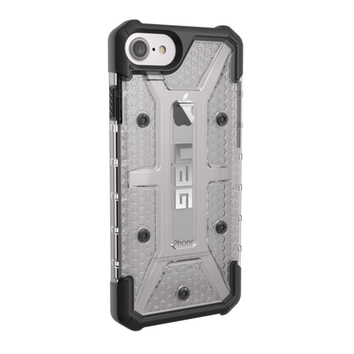 UAG Plasma iPhone 7 Case - Ice | Right
