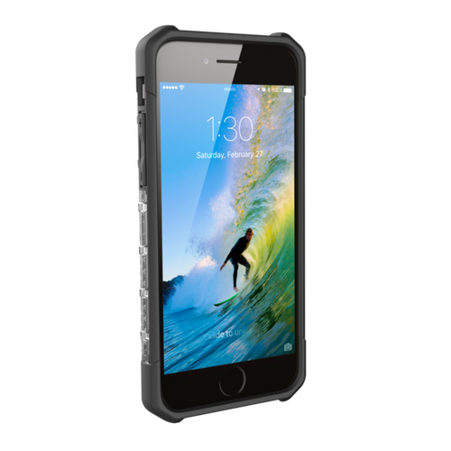 UAG Plasma iPhone 7 Case - Ice | Front