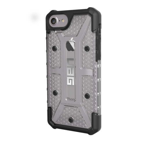 UAG Plasma iPhone 7 Case - Ice | Left