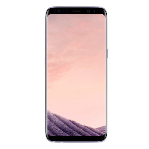 Samsung Galaxy S8 | Orchid Grey | Front