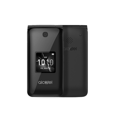Alcatel GO FLIP | Front and Back