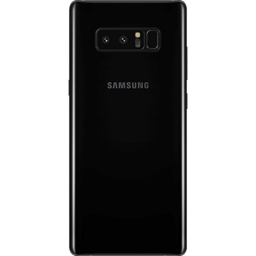 Samsung Galaxy Note8 | Midnight Black | Back