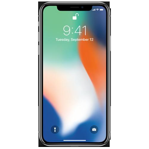 iPhone X 64GB | Silver
