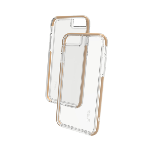 iPhone6/6s Gear4 D3O Space Grey IceBox case    Clear