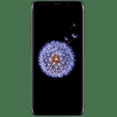 Samsung Galaxy S9 Titanium Grey | Front