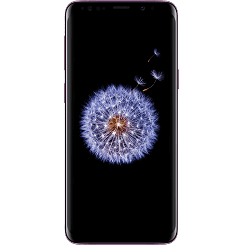 Samsung Galaxy S9 Lilac Purple | Front
