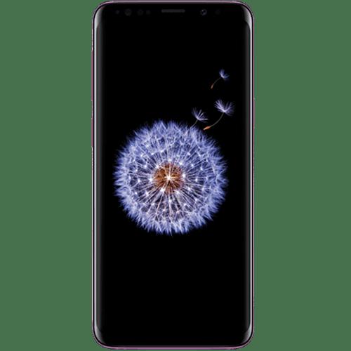 Samsung Galaxy S9 Lilac Purple | Front