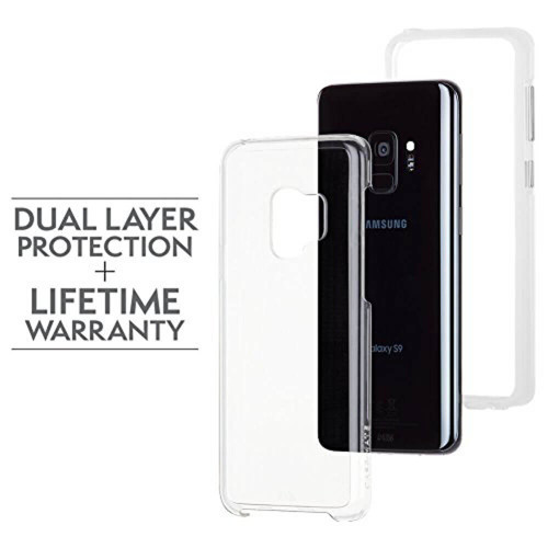 Casemate Naked Tough Case - Galaxy S9