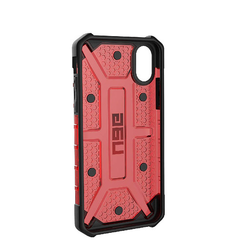UAG Plasma iPhone X  Case | Magma