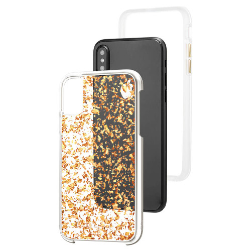 Casemate iPhone X   Karat Gold   Expanded