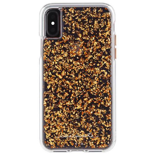 Casemate iPhone X   Karat Gold