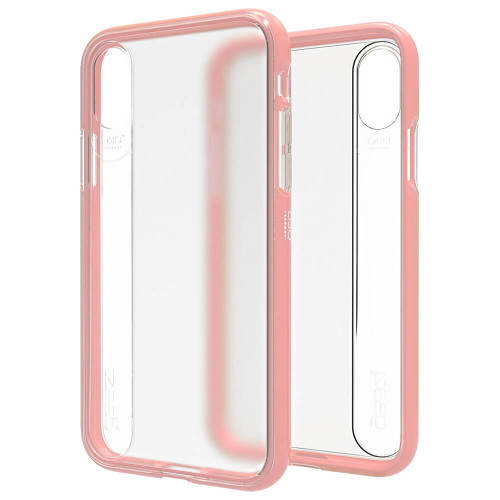 Gear4 Windsor   Rose iPhone X   Front and Back