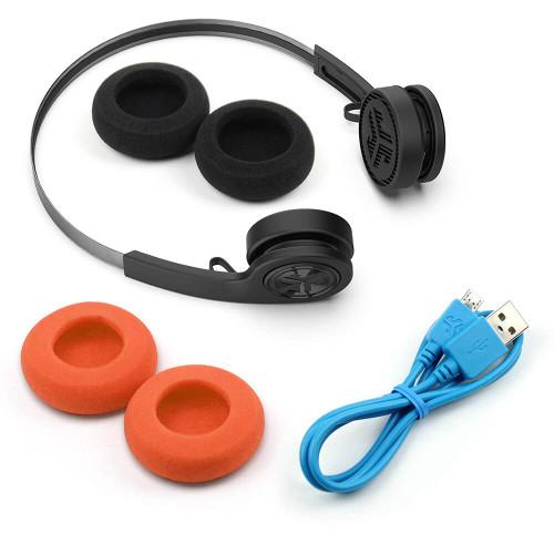 JLab Audio Rewind Wireless Retro Headphones | Accessories