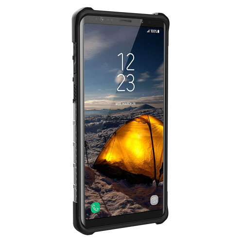 UAG Samsung Note9 Case | Ice | Front