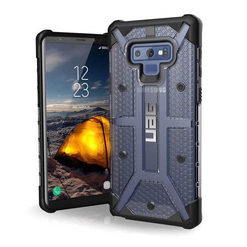 UAG Samsung Note9 Case | Ice | Front and Back