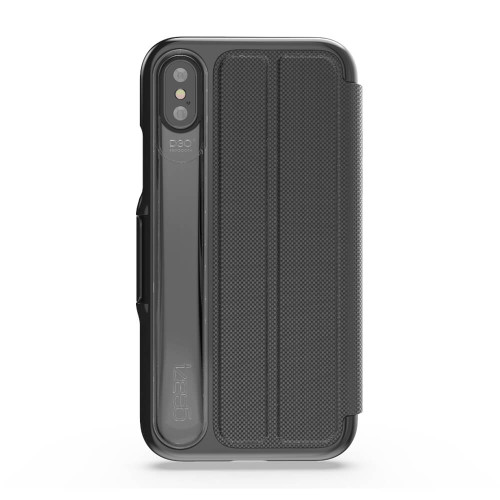 Gear4 D3O Black Oxford Case iPhone Xs Max