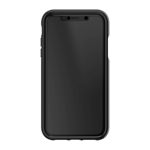 iPhone Xs Max Gear4 D3O Black Battersea Case | Front