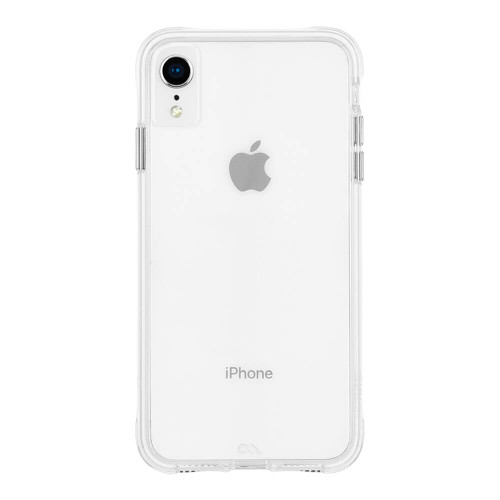 Casemate iPhone XR Tough Clear Case | Front