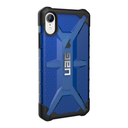 UAG Plasma iPhone XR Case | Cobalt | Back