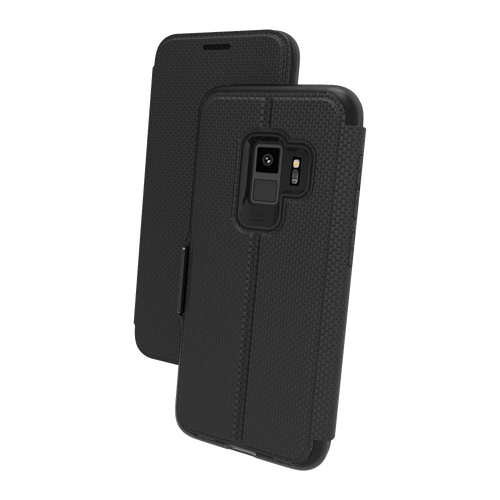 Gear4 Oxford Case Samsung Galaxy S9 | Front and Back
