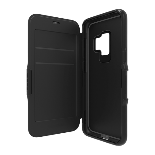 Gear4 Oxford Case Samsung Galaxy S9 | Open