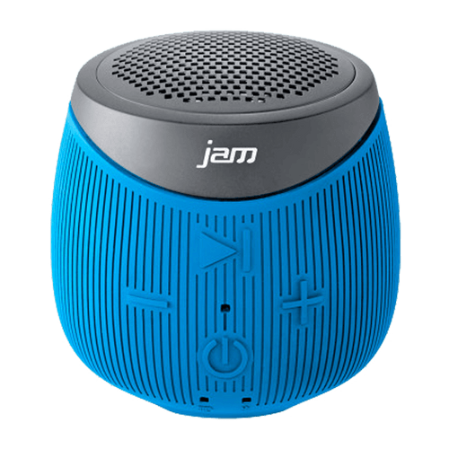 Jam Double Down Bluetooth Speaker | Blue