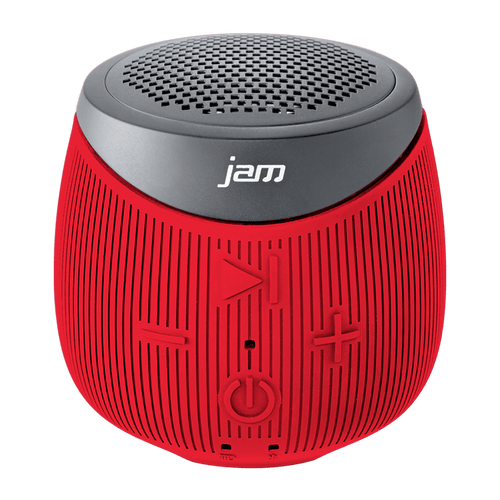 Jam Double Down Bluetooth Speaker | Red