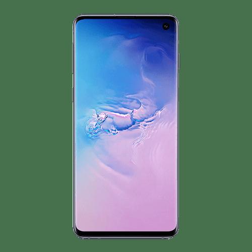 Samsung S10 128GB Prism Blue | Front