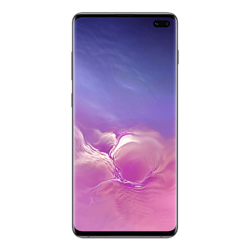 Samsung S10 1024GB Ceramic Black | Front