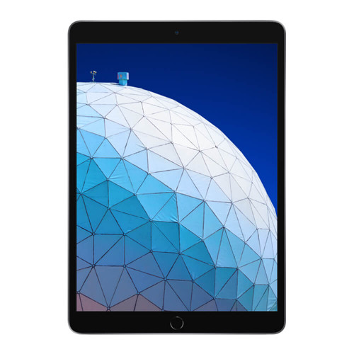 Apple iPad Air (2019) | Space Grey | Front