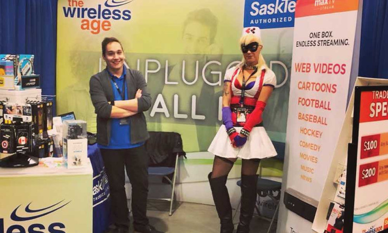 Saskatoon Entertainment Expo