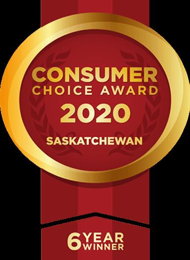 Consumer Choice Award 2020 - 6 Year Winner