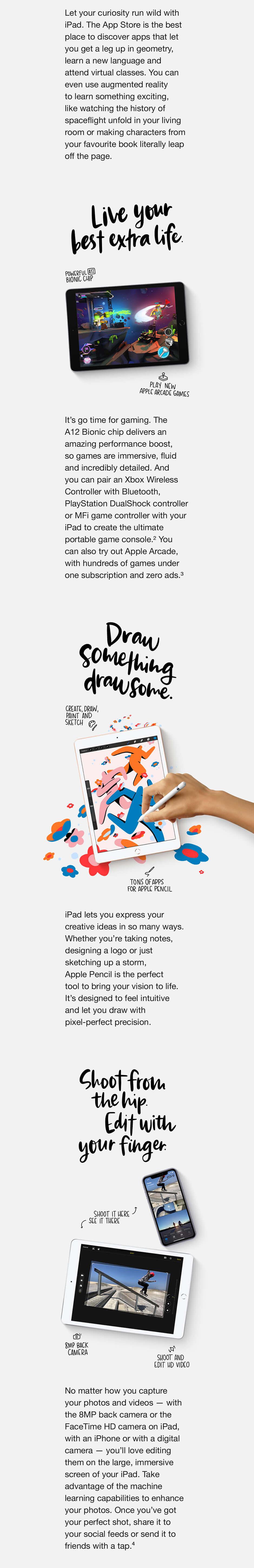 Apple iPad 8th Gen. 32GB