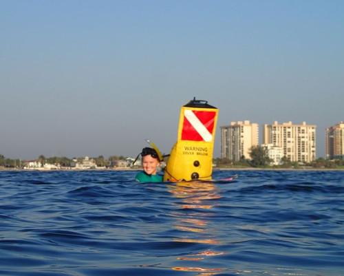 3D Dive Buoy