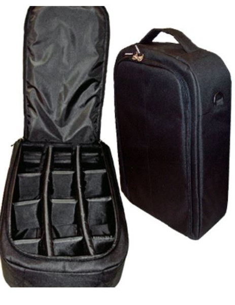 Carry case for Brownie's Third Lung gear.