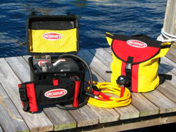 Variable Speed Hand Carry Portable System 1X