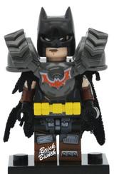 Battle Ready Batman