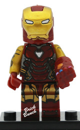 Ironman with Nano Gauntlet