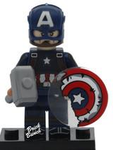 Captain America Broken Shield