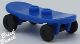 Blue Skateboard
